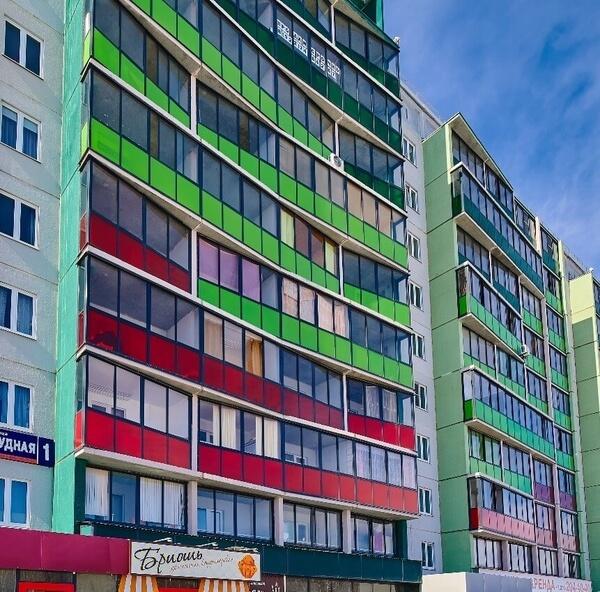 Балконы и лоджии