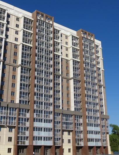 20-этажный дом