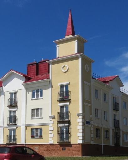 3-этажный дом