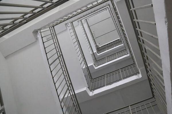 Лестничная клетка - парадная