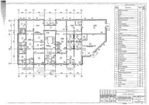 Планировки школы и детского сада